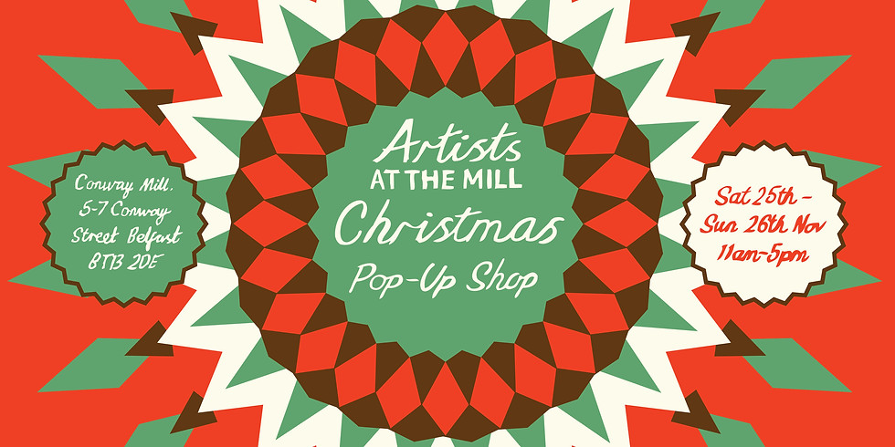 Artists at the Mill Christmas Pop-Up Shop