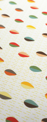 Geometric Wrapping Paper Pattern