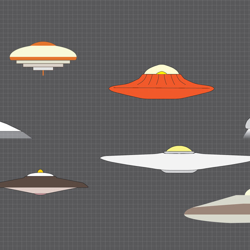 UFO Concept Art