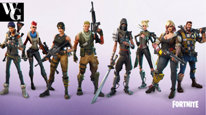 Instructions to download and install Fortnite Battle Royale