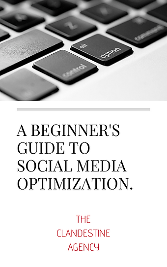 A beginner's guide to social media optimization.