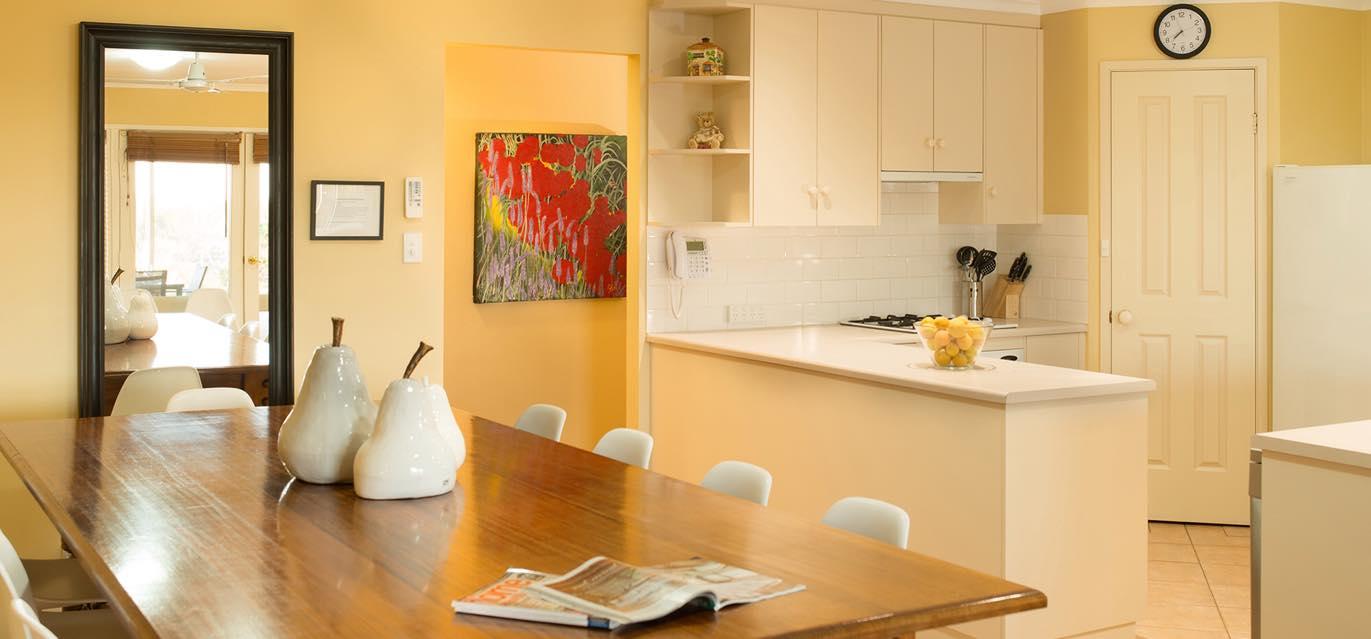 Templeton On Murray Kitchen