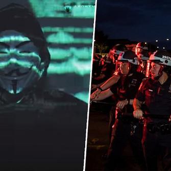Anonymous savaş ilan etti, Minneapolis belediyesi ve polisinin web siteleri çöktü