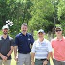 Senior Access golfers