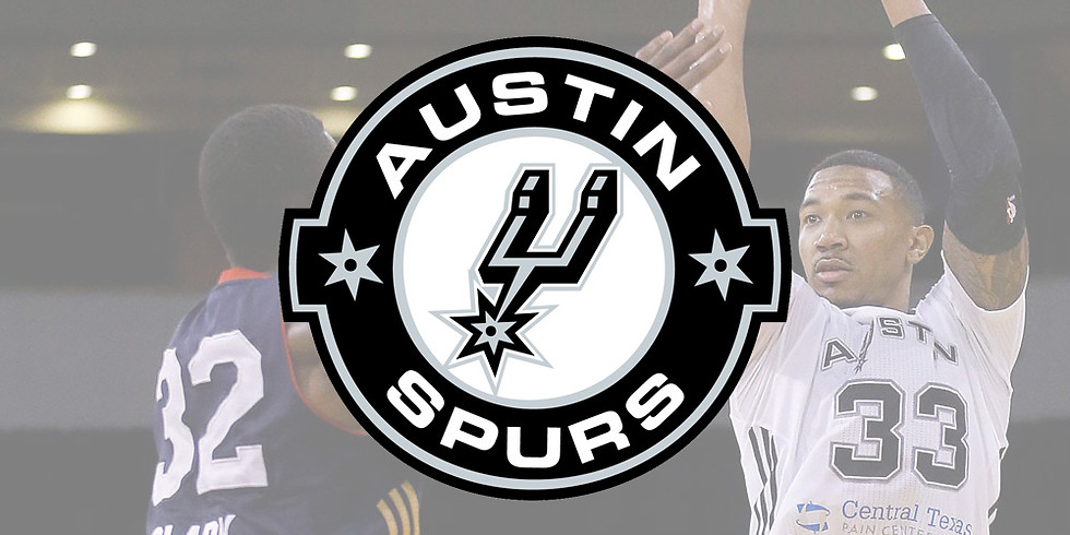 Senior Access Night with the Austin Spurs