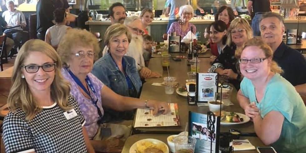 Volunteer Meet & Greet Lunch