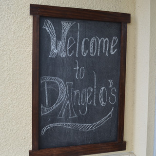 Welcome to D'Angelo's!