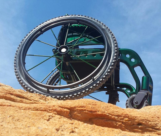 Reality TV to custom wheelchairs - Taking metal fabrication for a ride
