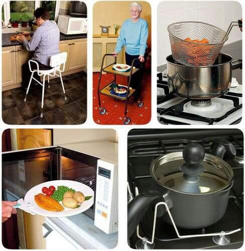 Lets get Cooking: Kitchen Tips And Hacks For People With Disibilities