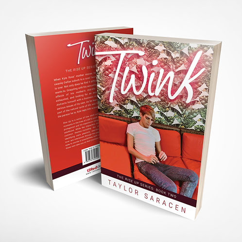 Twink Signed Copy