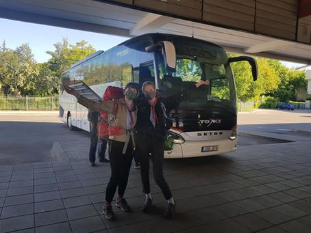 46 dienos nuo idėjos iki starto - Camino Lituano