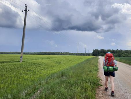 Pokalbiai kelyje - Camino Lituano