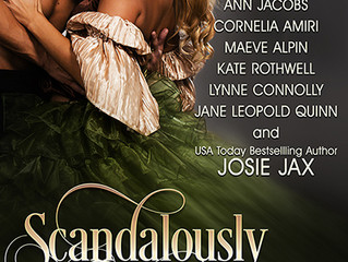 Scandalous! It's all about love through the ages...