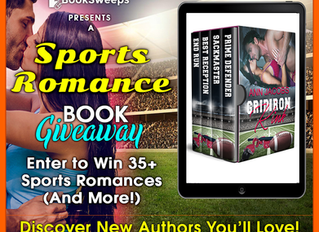 FOR SPORTS ROMANCE LOVERS ONLY