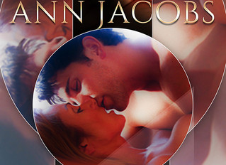 A little sweet, a lot sensual... and don't you love the cover!