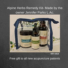 Alpine Herbs Remedy KitFree gift to all