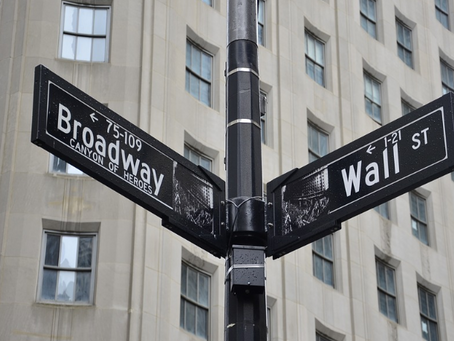 Wall Street's Power Lunch is Acupuncture