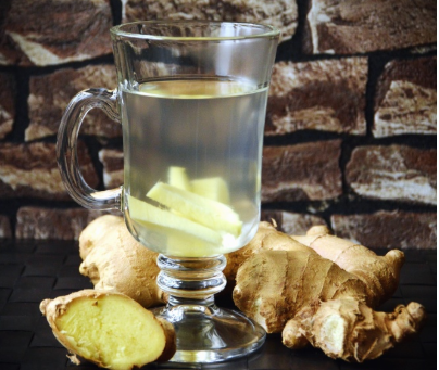 Herbal Spotlight: Ginger - by Liana MacNeill