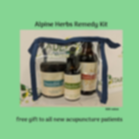 Alpine Herbs Remedy KitFree gift to all new Acupuncture patients.png