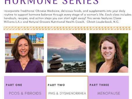 Free Women's Hormone Series