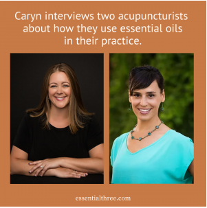 Combine Essential Oils and Acupuncture: A Win-Win!