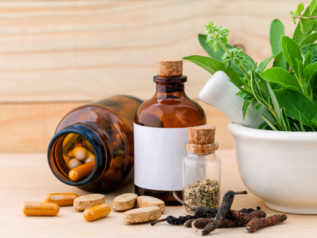 Wall Street Journal - Herbal Supplement Has Some New Yorkers Talking, Instead of Coughing