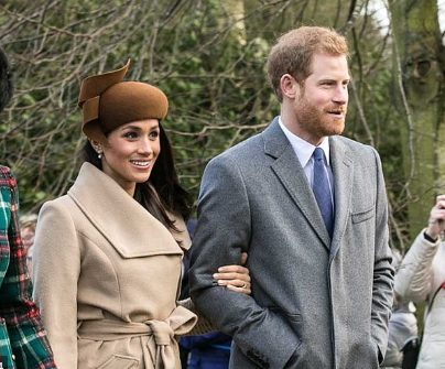 Meghan and Harry's Birth Plan Includes Acupuncture