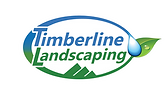 Timberline Landscaping 4 Color Logo Whit
