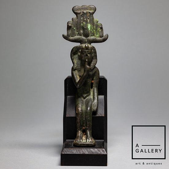 Хор Шематауи (Древний Египет, VII-IV вв. до н.э.)