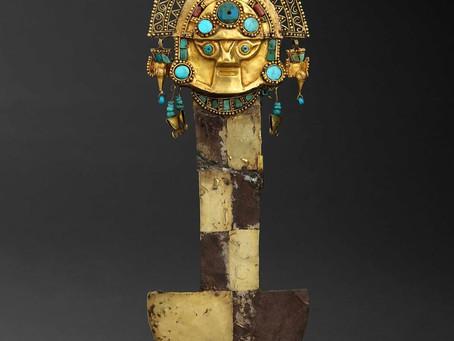 Туми: ритуальный нож индейцев Анд