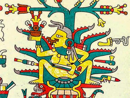 Боги агавы и пульке в колониальное время