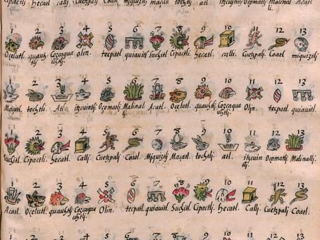 Тональпоуалли - ритуальный календарь ацтеков