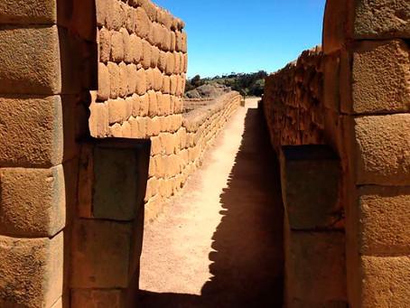 Зачем инки вывозили камни из Куско в Эквадор