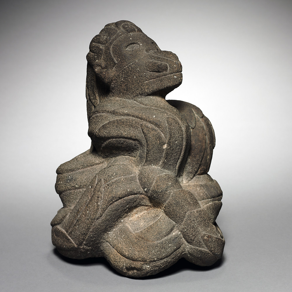 Кецалькоатль. Ацтеки, 1325-1521 гг. н.э. Коллекция Cleveland Museum of Art.