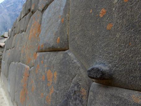 Перуанские легенды о соке растения, размягчающем камень