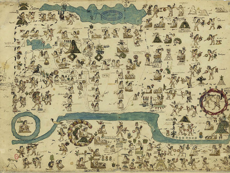 Кому принадлежали земли империи ацтеков
