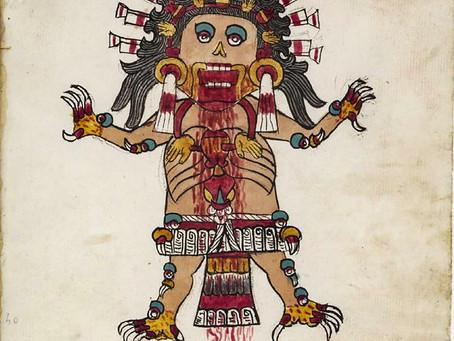 Цицимиме - ацтекские звездные демоны
