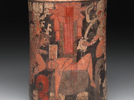 Пленники и принесение их в жертву в искусстве майя