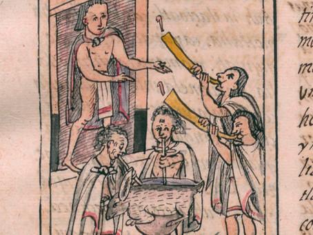 Победитель получает всё: ритуальная ацтекская игра с пульке