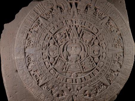 Расшифровка изображения на Камне солнца, который часто называют Календарем ацтеков