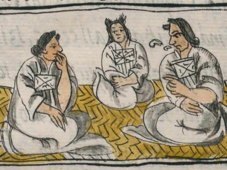 Прилично ли жевать жвачку на людях? Что об этом говорили ацтеки