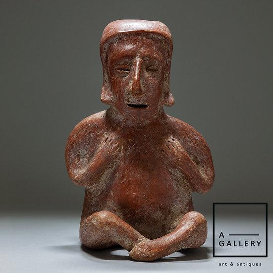 Фигура мужчины, Халиско (300 г. до н.э. - 250 г. н.э.)
