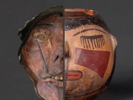 Культ трофейных голов индейцев Наска