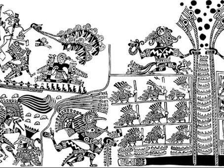8 комплексных сюжетов в иконографии индейцев моче