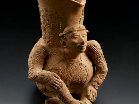 Ацтекский бог удовольствия Шочипилли