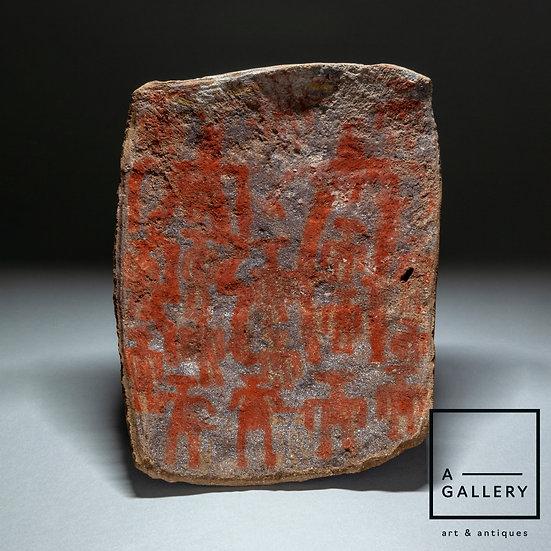 Табличка с антропоморфным сюжетом. Инки (1100 – 1400 гг. н.э.)