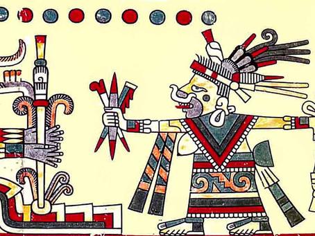 Тласолтеотль - ацтекская богиня, очищающая от греха