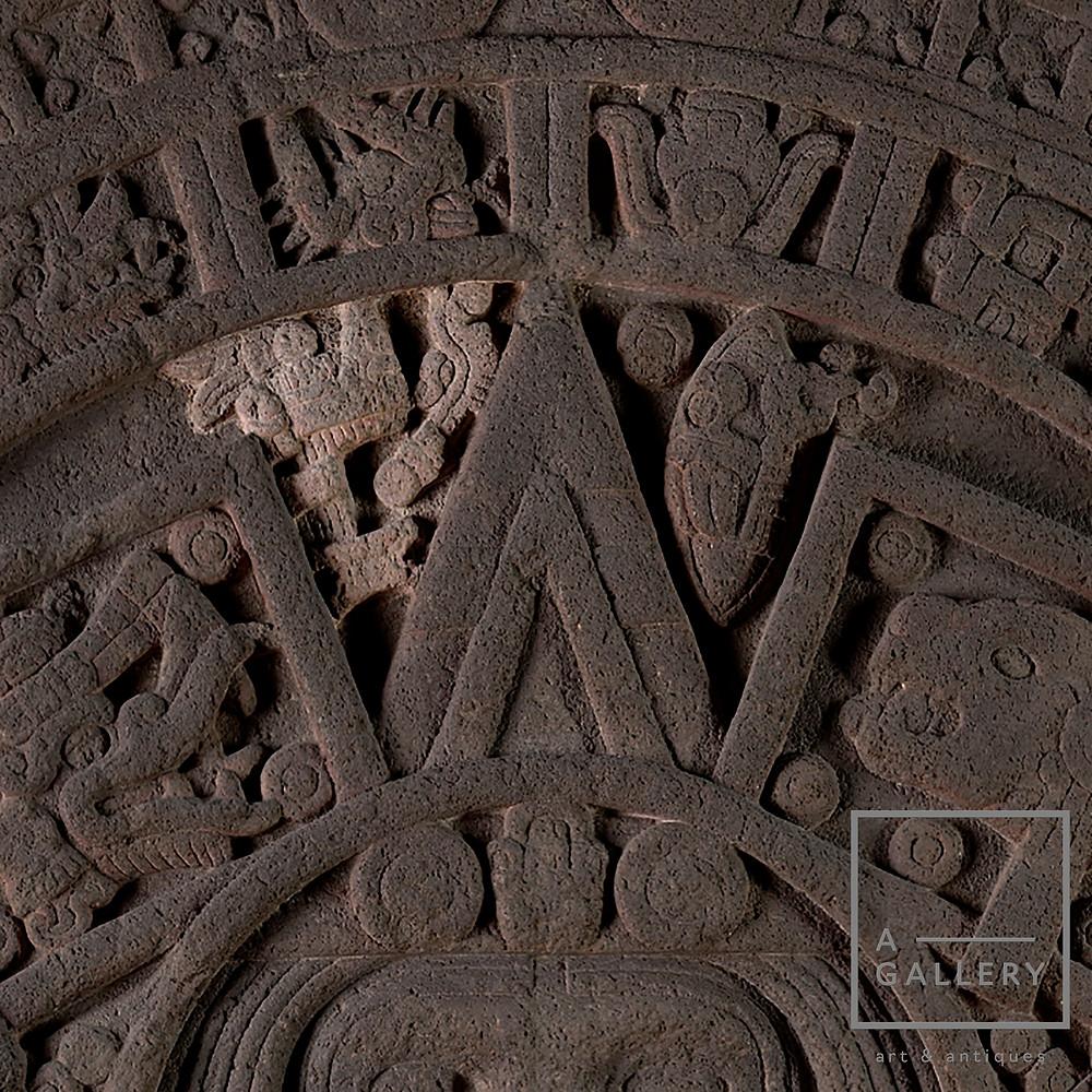 Знак Монтесумы II.