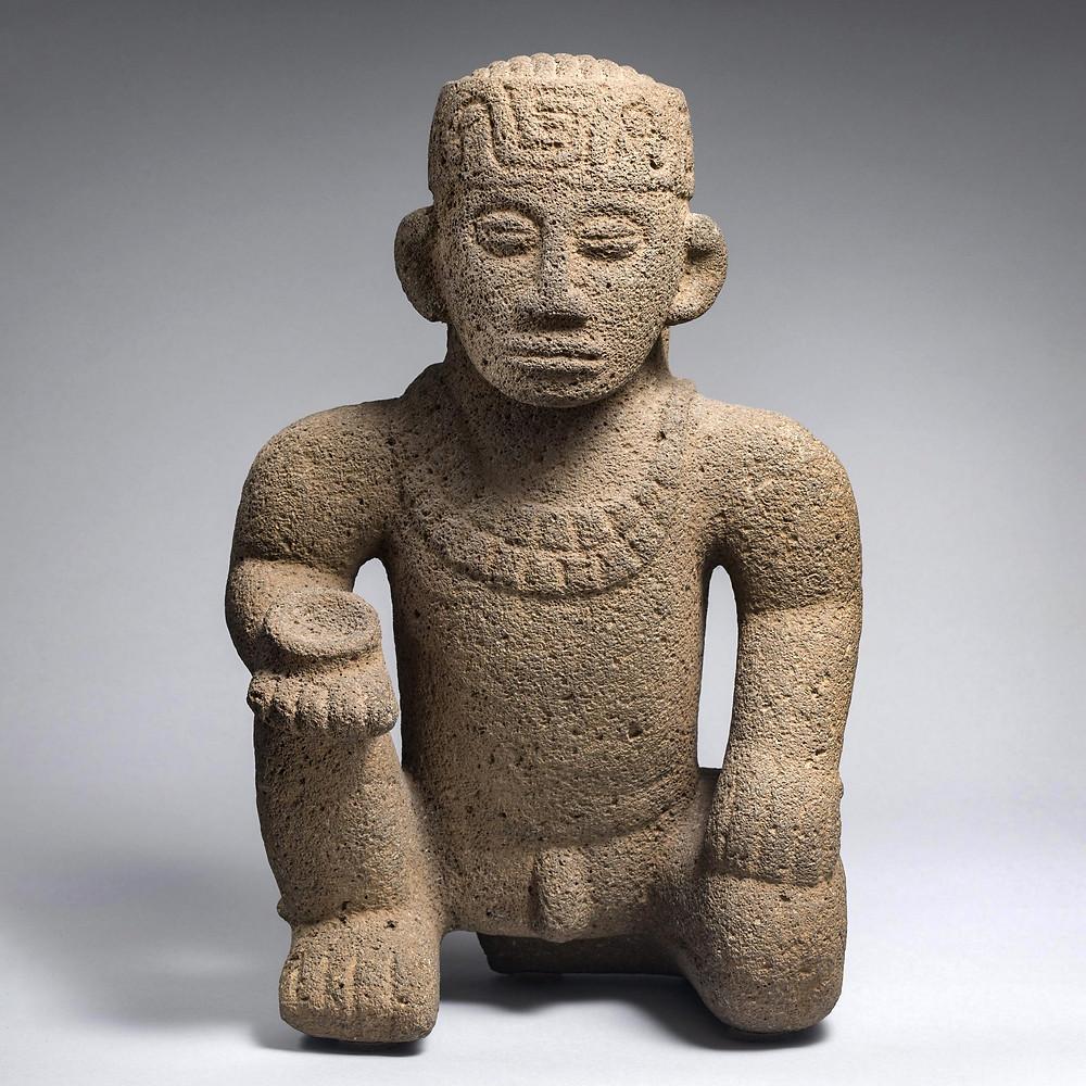 Шаман. Коста-Рика, 600-900 гг. н.э. Коллекция Vilcek Foundation.