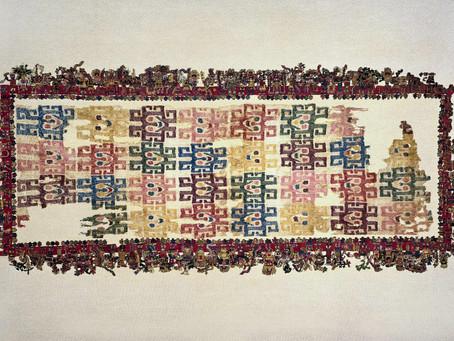 Шедевры индейского искусства: Ткань Паракас